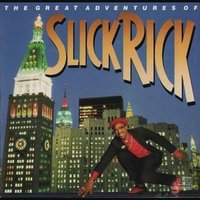 LP Slick Rick. The Great Adventures Of Slick Rick (LP)
