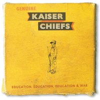 Audio CD Kaiser Chiefs. Education, Education, Education & War