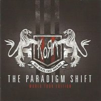 Audio CD Korn.The Paradigm Shift (Tour edition)