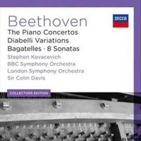 Audio CD Stephen Kovacevich. Beethoven: The Piano Concertos