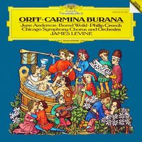 Audio CD James Levine. Orff: Carmina burana