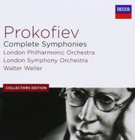 Audio CD London Symphony Orchestra. Prokofiev: The Symphonies