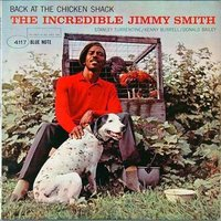 LP Jimmy Smith. Back At The Chicken Shack (LP)