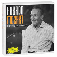 Audio CD Claudio Abbado. Mozart