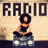 LP Esperanza Spalding. Radio Music Society (LP)