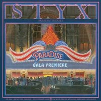 LP Styx. Paradise Theatre (LP)