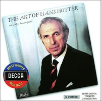 Audio CD Hans Hotter: The Art