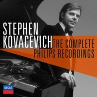 Audio CD Stephen Kovacevich. Complete Philips Recordings