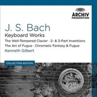 Audio CD S. Bach: Keyboard Works (Collector's Edition)