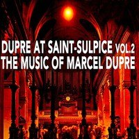 Audio CD Dupre Marcel. At Saint-Sulpice, Vol.2