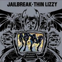 LP Thin Lizzy. Jailbreak (LP)