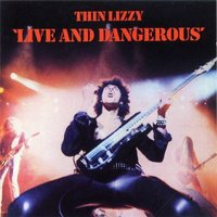 LP Thin Lizzy. Live And Dangerous (LP)