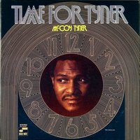 LP McCoy Tyner. Time For Tyner (LP)