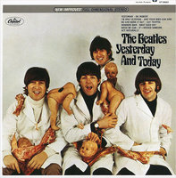 Audio CD The beatles. Yesterday and today