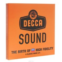 LP Various Artists. The Decca Sound - Mono Years (LP)