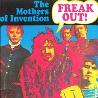 LP Frank Zappa. Freak Out! (LP)