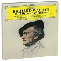 LP Various Artists. Richard Wagner. The Collector's Edition. Limited Edition (LP)