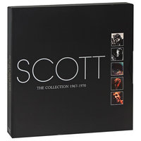 Scott Walker. The Collection 1967-1970 (4 LP)
