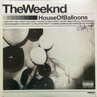 LP The Weeknd. House Of Balloons (LP)