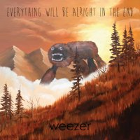 LP Weezer. Everything Will Be Alright In The End (LP)