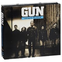 Audio CD Gun: Taking On The World. Deluxe Edition