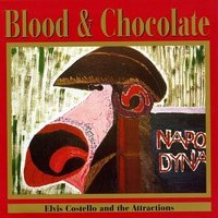 LP Elvis Costello And The Attractions. Blood & Chocolate (LP)