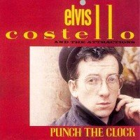 LP Elvis Costello And The Attractions. Punch The Clock (LP)