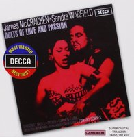 James McCracken; Sandra Warfield. Duets Of Love And Passion (CD)