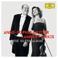 Audio CD Anne-Sophie Mutter. The Silver Album