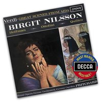 Audio CD Birgit Nilsson. Verdi: Great Scenes From Aida