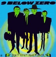 Audio CD Nine Below Zero. Don't Point Your Finger (rem)