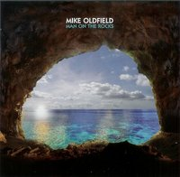 Mike Oldfield. Man On The Rocks (CD)