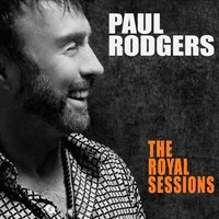 DVD + Audio CD Paul Rodgers. The Royal Sessions
