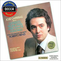 Audio CD Jose Carreras. Sings opera arias