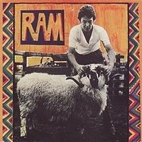 LP Paul And Linda McCartney. Ram (LP)