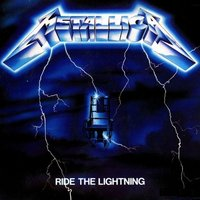 LP Metallica. Ride The Lightning (LP)