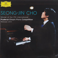 Audio CD Seong-Jin Cho. Chopin. Winner of 17th international Chopin piano competition Warsaw 2015