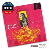 Audio CD Eugene Conley. Operatic recital