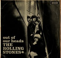 The Rolling Stones. Out Of Our Heads (LP)