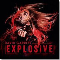 Audio CD Garrett David. Explosive