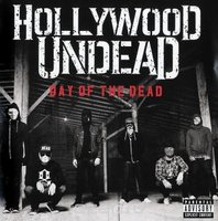 Audio CD Hollywood Undead. Day Of The Dead