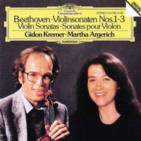 Audio CD Argerich Martha. Beethoven: Sonata For Violin And Piano