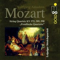 Audio CD Hagen Quartett. Mozart: String Quartets KV 589 & 590