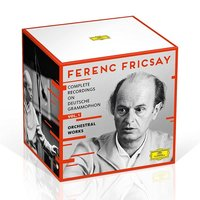 Audio CD Ferenc Fricsay: Complete Recordings on Deutsche Grammophon. Vol. 1 Orchestral Works