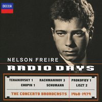 Audio CD Nelson Freire: Radio Days. The Concerto Broadcasts 1968 - 1979