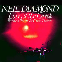 Audio CD Neil Diamond. Love at the Greek