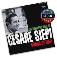 Audio CD Cesare Siepi. The Romantic Voice: Songs Of Italy