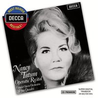 Audio CD Nancy Tatum. Operatic Recital