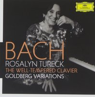 Audio CD Rosalyn Tureck. Bach: The Well-Tempered Clavier; Goldberg Variations