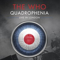 Audio CD The Who. Quadrophenia - Live In London